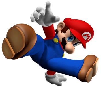 Dancing Mario