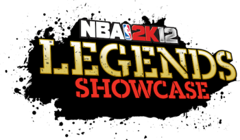 NBA 2K12 Legends Showcase
