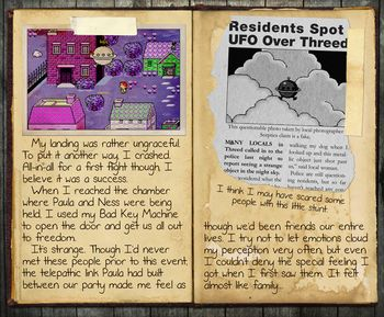 The EarthBound Journal