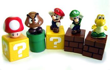 Mario Figurines