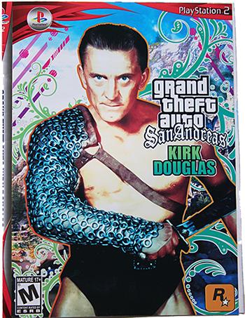 Grand Theft Auto: San Andreas: Kirk Douglas