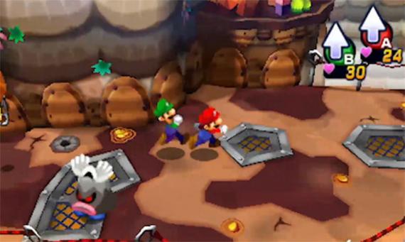 Mario and Luigi: Dream Team