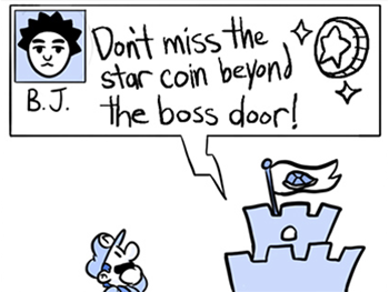 Hints from the Miiverse