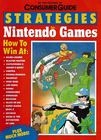 Strategies for Nintendo Games