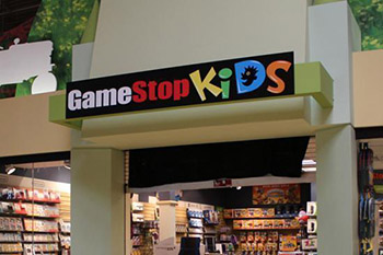 Gamestop Kids
