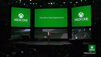 Xbox One event