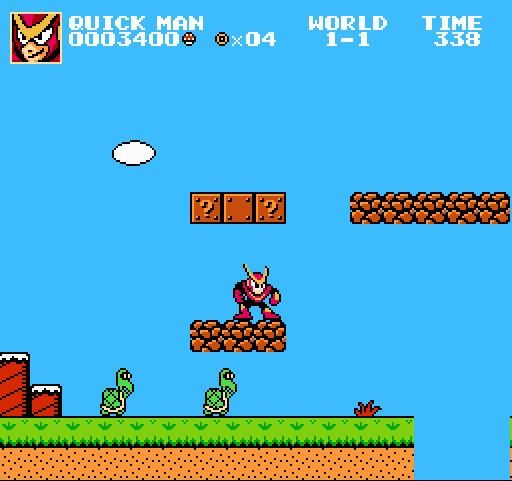 Super Mario Bros. Crossover 3.0