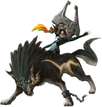 Wolf_Link_and_Midna
