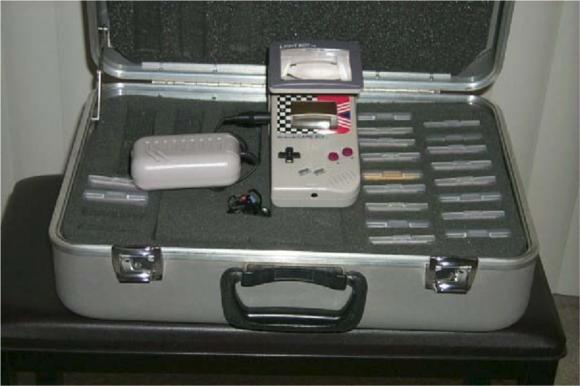 Game Boy case
