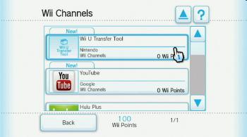 Wii U Transfer Tool