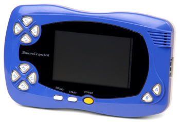 WonderSwan Crystal
