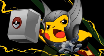 Pikachu, God of Thunder