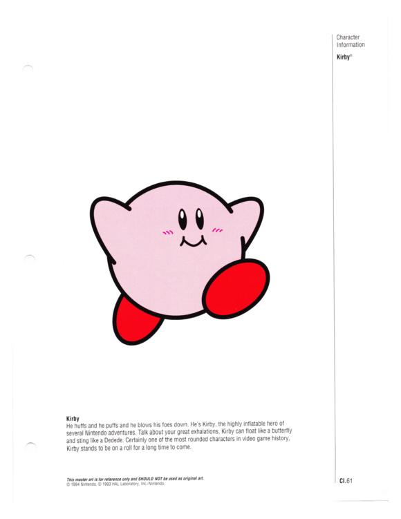 Nintendo Character Guide (1993)_GreenExcerpts-21