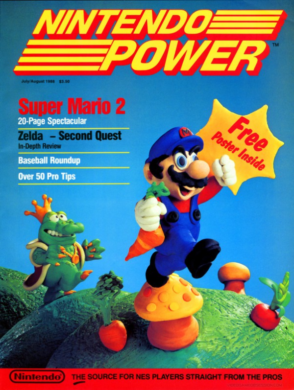Press The Buttons What Is The Origin Of Blue Mario