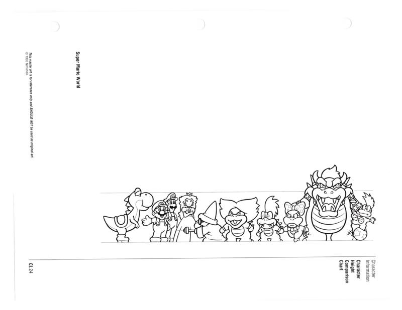 Nintendo Character Guide (1993)_GreenExcerpts-17