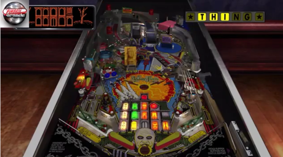 Pinball Arcade - The Addams Family