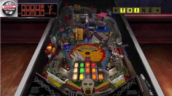 Pinball Arcade - The Addams Family