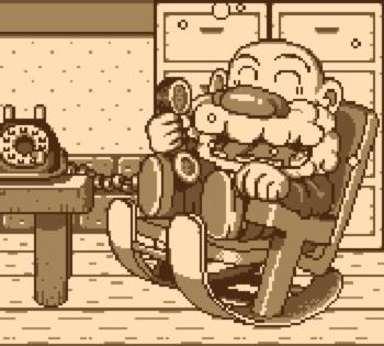 Grandpa Ulrira