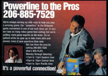 Nintendo Powerline