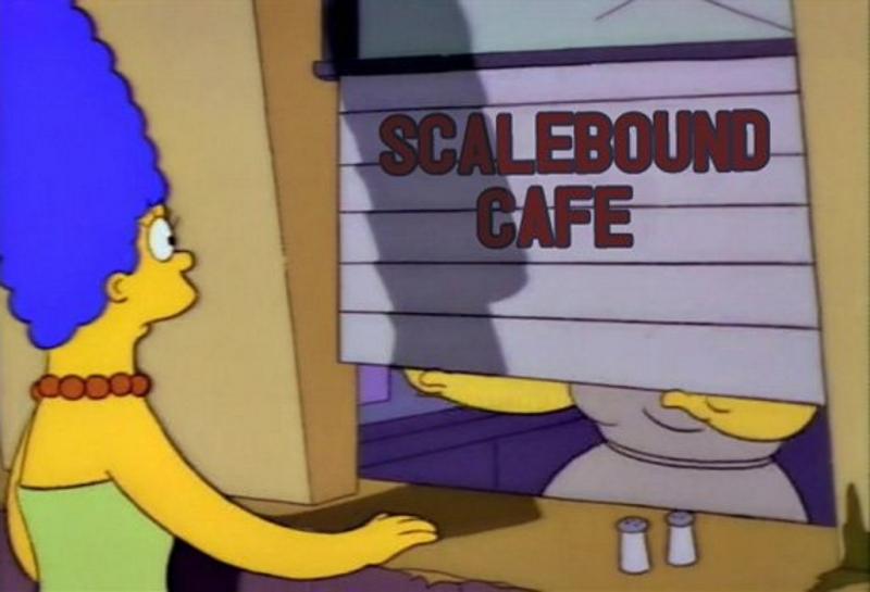 Scalebound Cafe
