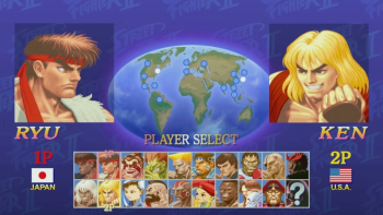 Ultra Street Fighter II: The Final Challengers