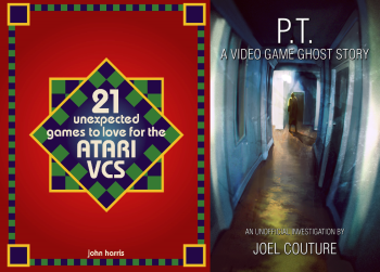 21 Unexpected Games To Love For The Atari VCS and P.T.: A Video Game Ghost Story