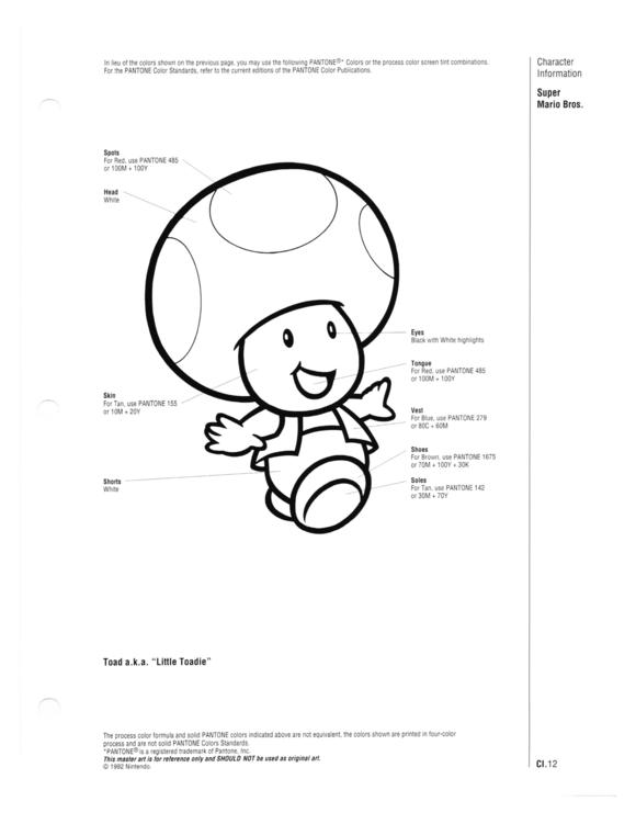 Nintendo Character Guide (1993)_GreenExcerpts-13