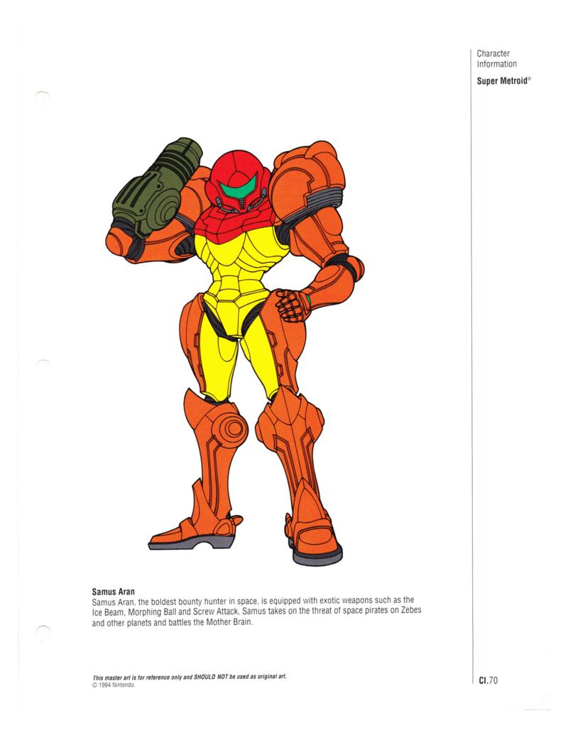 Nintendo Character Guide (1993)_GreenExcerpts-23