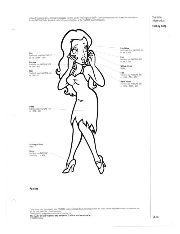 Nintendo Character Guide (1993)_GreenExcerpts-26
