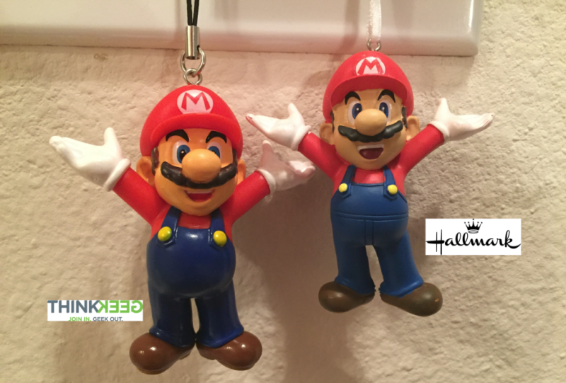 A tale of two Marios