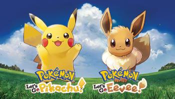 Let's Go Pokemon