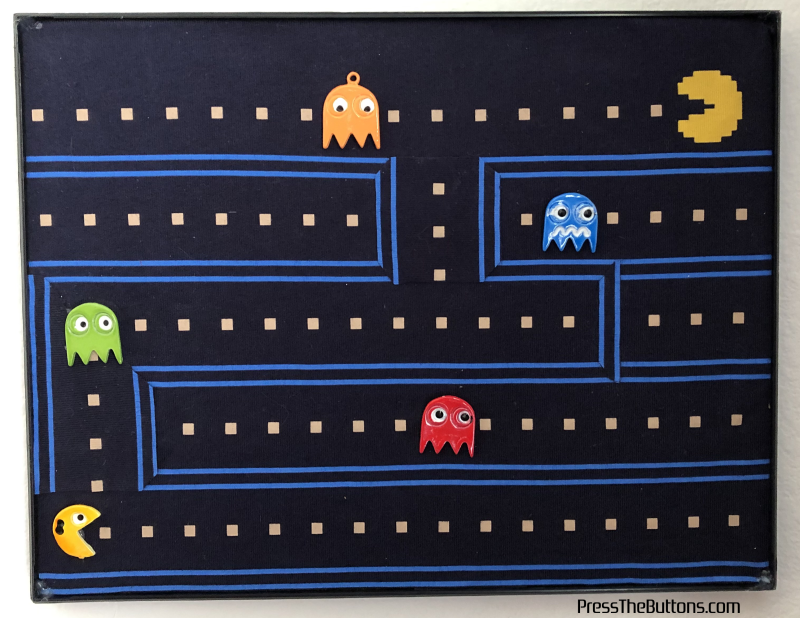Pac-Man art