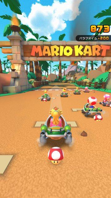 Press The Buttons: Mobile Mario Kart Tour Enters Beta