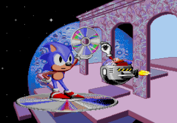 Sega multimedia demo