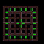 012 Lightning Grid Maze
