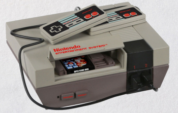 NES ornament
