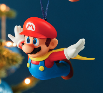 Caped Mario