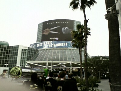 The LACC is all decked out for E3