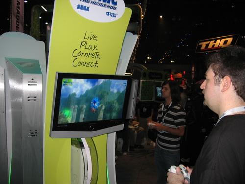 MattG plays Sonic the Hedgehog for Xbox 360