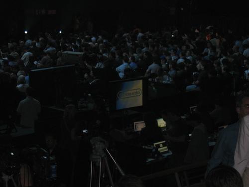 Nintendo Mission Control