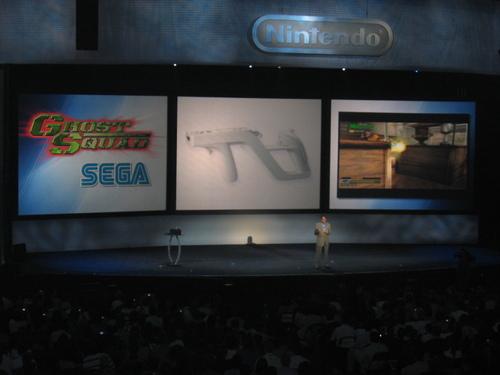 Sega Gets Zapped