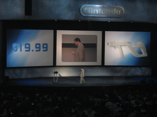 Wii Zapper Price