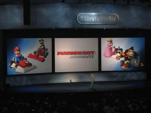Here Comes Mario Kart