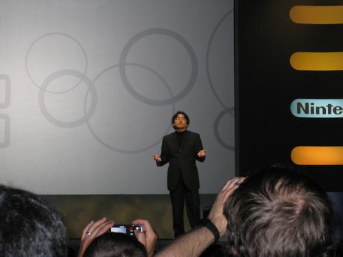 More Iwata
