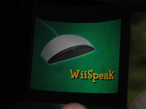 WiiSpeak Revealed