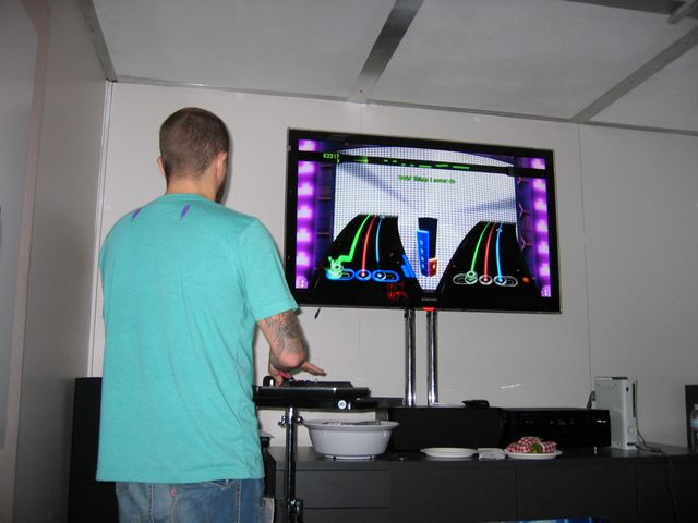 DJ Hero 2 Demo
