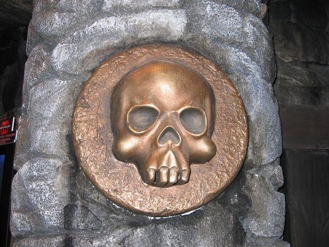 Mortal Kombat Skull