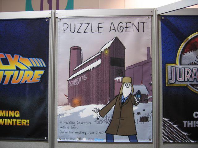 TellTale: Puzzle Agent