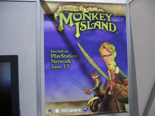 TellTale: Tales Of Monkey Island