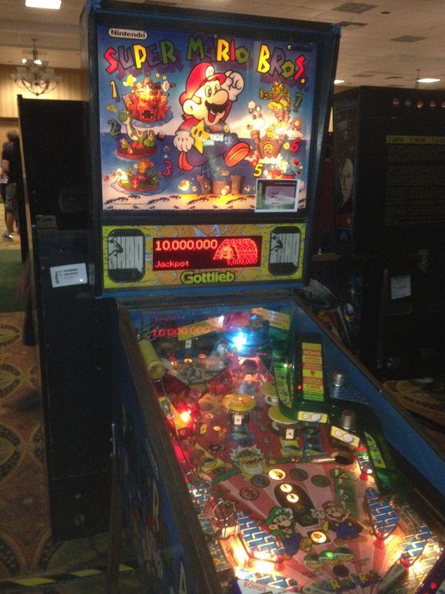 Super Mario Bros. Pinball